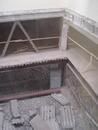 Демонтаж строительных конструкций внутреннего атриума